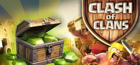 Clash Of Clans Yeşil Taş & Gems