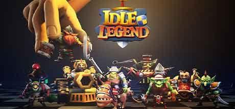 Idle Legend 3D Auto Battle RPG Elmas