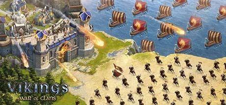 Vikings War of Clans Altın