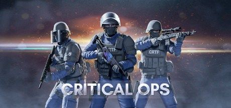 Critical Ops Online Multiplater FPS Shooting Game