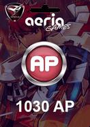 S4 League 1030 Aeria Points