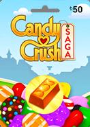 Candy Crush 50TL Oyun Kartı
