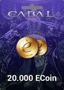 Cabal Online Eu 20.000 ECoin