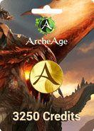 Archeage EU 3250 Credits