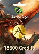 Archeage EU 18500 Credits