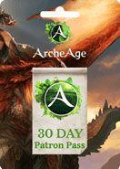 ArcheAge 30 Day Patron Pass