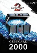Guild Wars 2 Gem 2000 Card