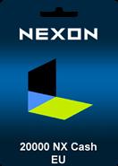 Nexon Global 20000 Cash