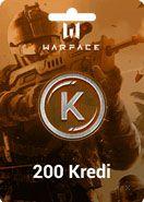 Warface Crytek 200 Kredi