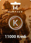 Warface Crytek 11000 Kredi