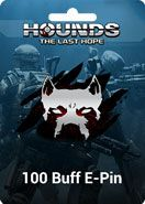 Hounds The Last Hope 100 Buff Epin