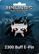 Hounds The Last Hope 2300 Buff Epin