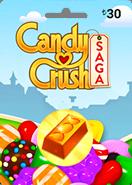 Candy Crush 30TL Oyun Kartı