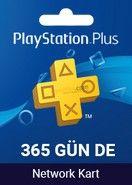 Playstation Plus Card 365 Days DE