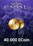 Cabal Online Eu 40.000 ECoin
