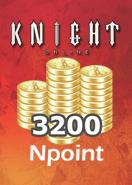 Knight Online 3200 Cash