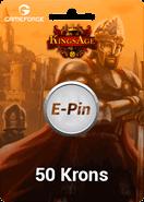 Kings Age 12 TL E-Pin