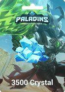 Paladins 3500 Crystals