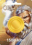 Grepolis 1500 Altın
