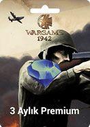 WarGame 1942 3 Aylık Premium