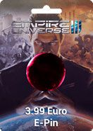 Empire Universe 3 3.99 Euro Epin