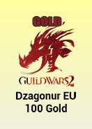 Guild Wars 2 Dzagonur EU Gold