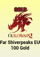 Guild Wars 2 Far Shiverpeaks EU Gold