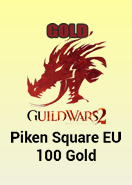 Guild Wars 2 Piken Square EU Gold