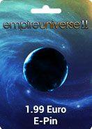 Empire Universe 2 - 1.99 Euro Epin