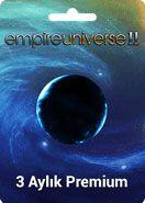 Empire Universe 2 - 3 Aylık Premium