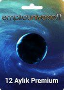 Empire Universe 2 - 12 Aylık Premium