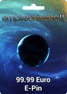 Empire Universe 2 - 99.99 Euro Epin