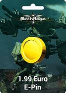 MechRage 1.99 Euro Epin