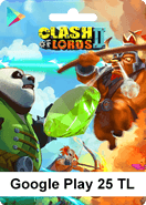 Google Play 25TL Clash Of Lords2