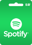 Spotify Premium 180 Gün