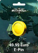 MechRage 49.99 Euro Epin