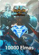 Pantheon War 10000 Elmas