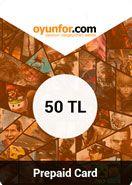 Oyunfor Prepaid Card 50TL
