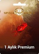 Space Pioneers 2 - 1 Aylık Premium