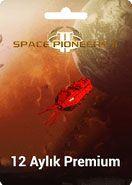 Space Pioneers 2 - 12 Aylık Premium