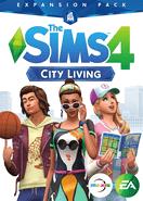 The Sims 4 City Living DLC Origin Key