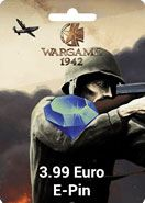 WarGame 1942 3.99 Euro Epin