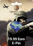 WarGame 1942 19.99 Euro Epin