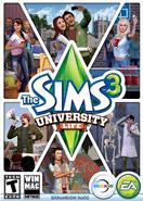 The Sims 3 University Life DLC Origin Key