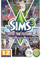 The Sims 3 Into the Future DLC Origin Key