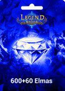 Legend Online Reborn 600 +60 Elmas