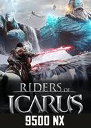 Riders of icarus 9500 Nexon Cash