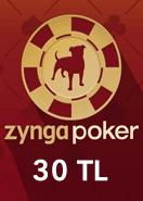 Zygna Texsas Holdem Poker 30TL