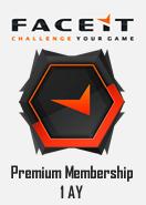 Faceit 1 Ay Premium Üyelik