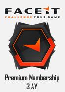 Faceit 3 Ay Premium Üyelik